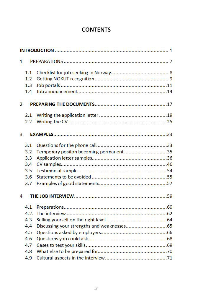 Applying for jobs in Norway - Ellis Culture
